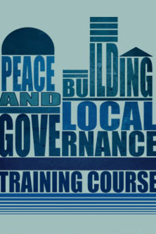 SUSTAINING PEACE AND LOCAL GOVERNANCE